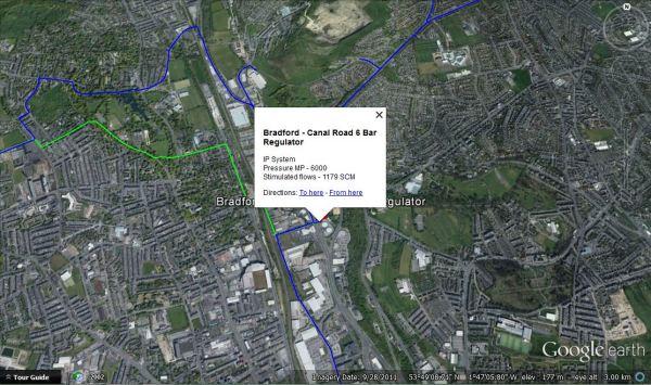 Hotspots - Bradford